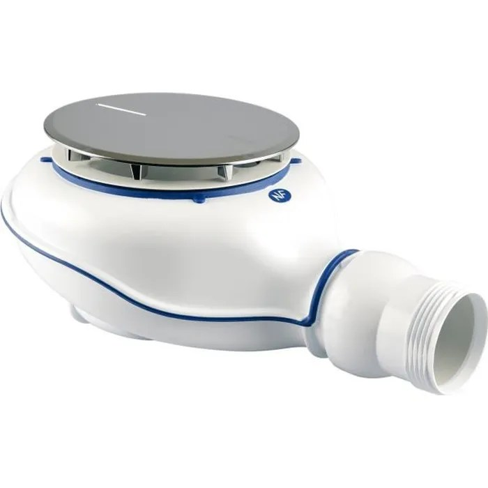 bonde siphoide pour receveur de douche turboflow 2