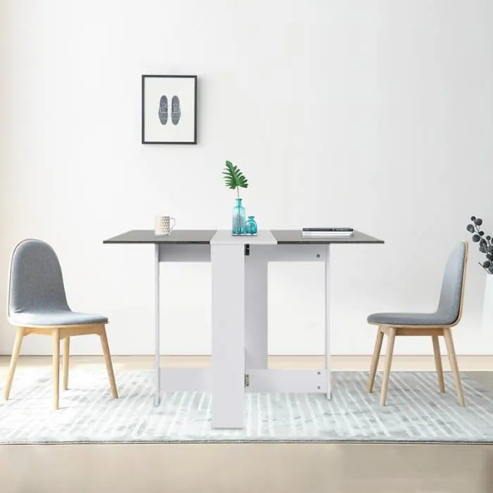 table a manger pliante style