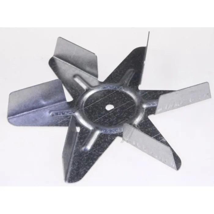 helice turbine ventilateur four chaleur tournante whirlpool
