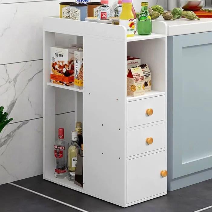armoire de plancher de cuisine a 3