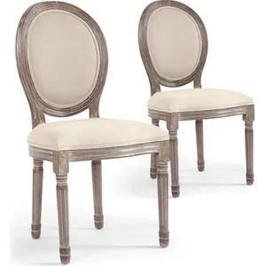 chaise style louis xvi