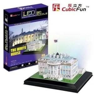 puzzle 3d led