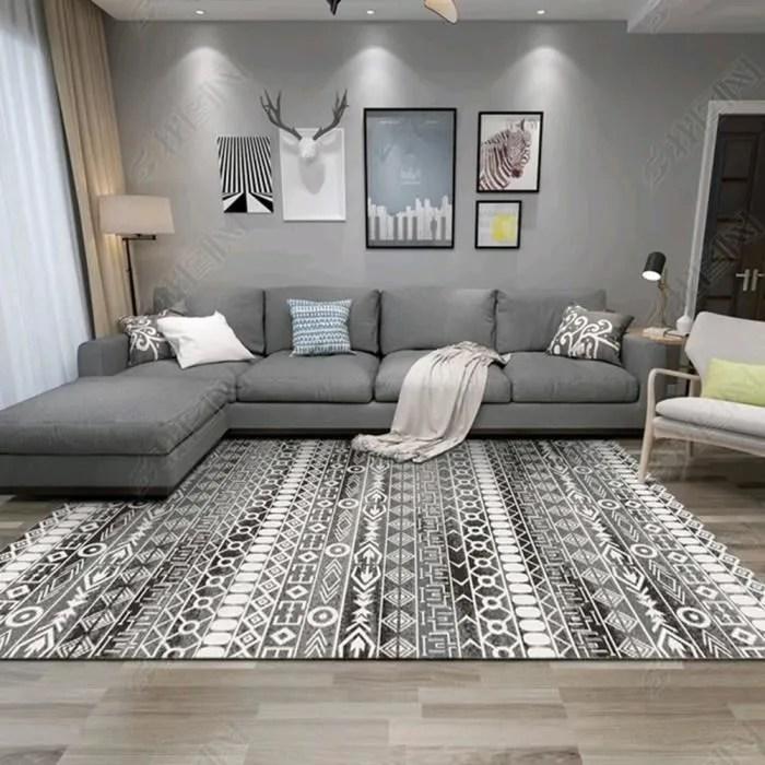 tapis salon 120 200cm grand tapis