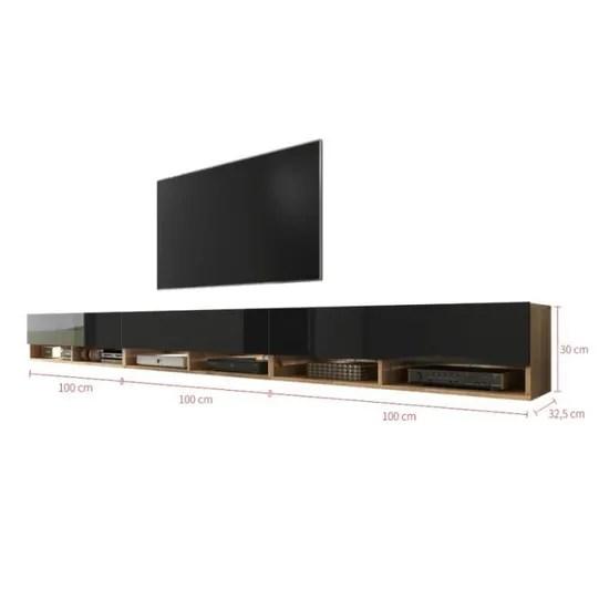 meuble tv meuble de salon wander