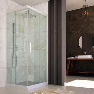 cabine de douche integrale 80x80 hauteur 190