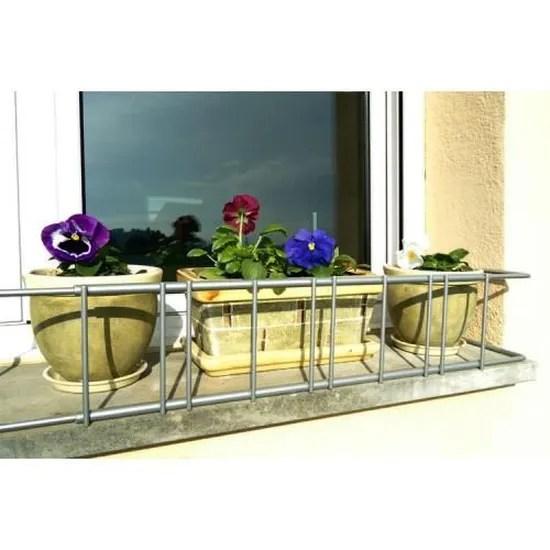 Support Fenetre Pour Pots A Fleurs Acier Extensible De 100 A 150 Cm Support D Achat Vente Accessoire Fenetre Support Fenetre Pour Pots A Cdiscount