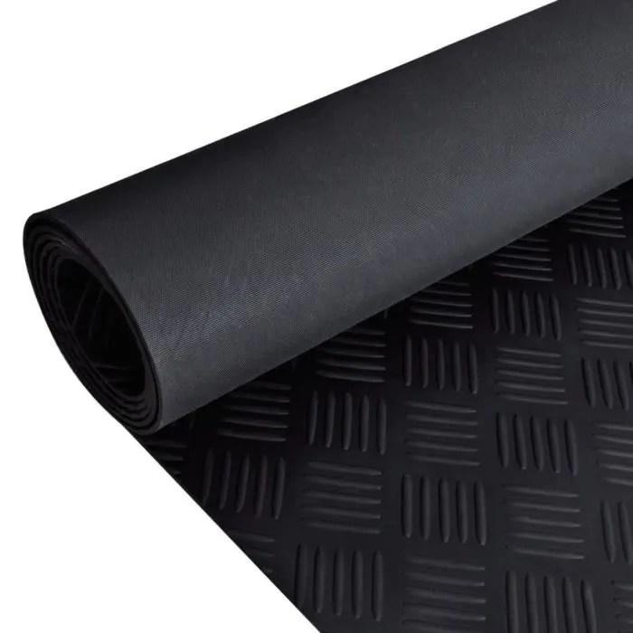 tapis de sol caoutchouc tapis en caoutchouc anti