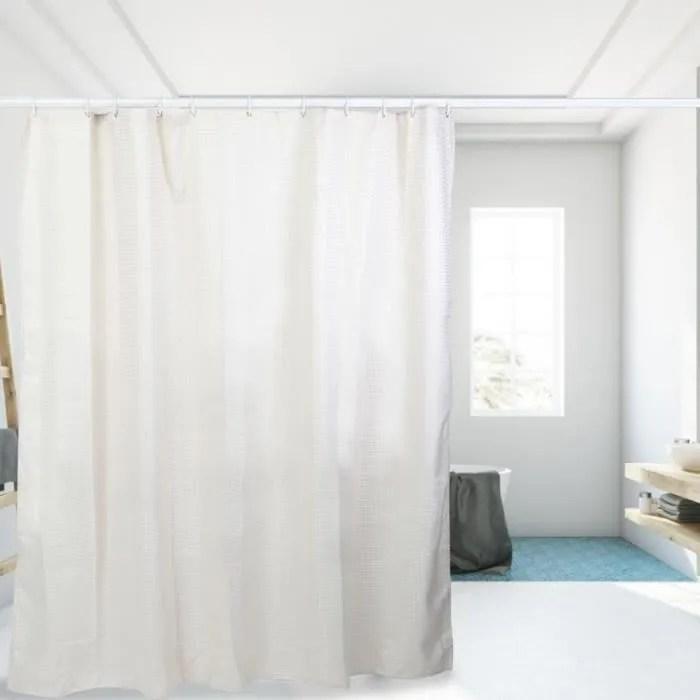 decoration impermeable de rideau de douche de sall