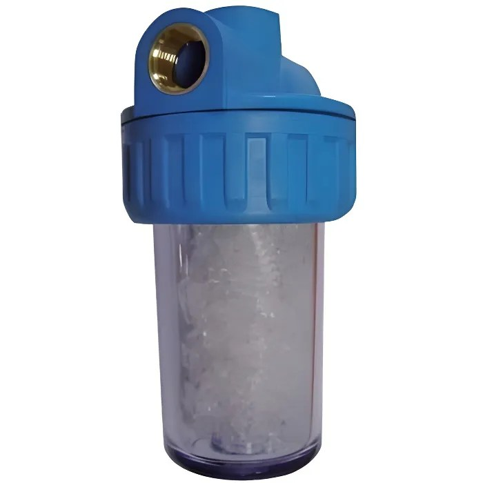 filtre anti calcaire pour ballon d eau chaude