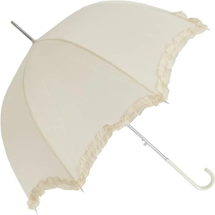 parapluie blanc mariage