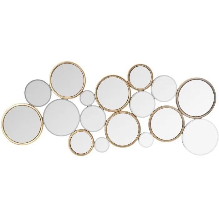 loccsanas fatyol reform miroir rond 45 cm amazon