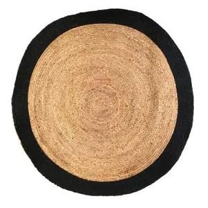 tapis rond noir achat vente tapis