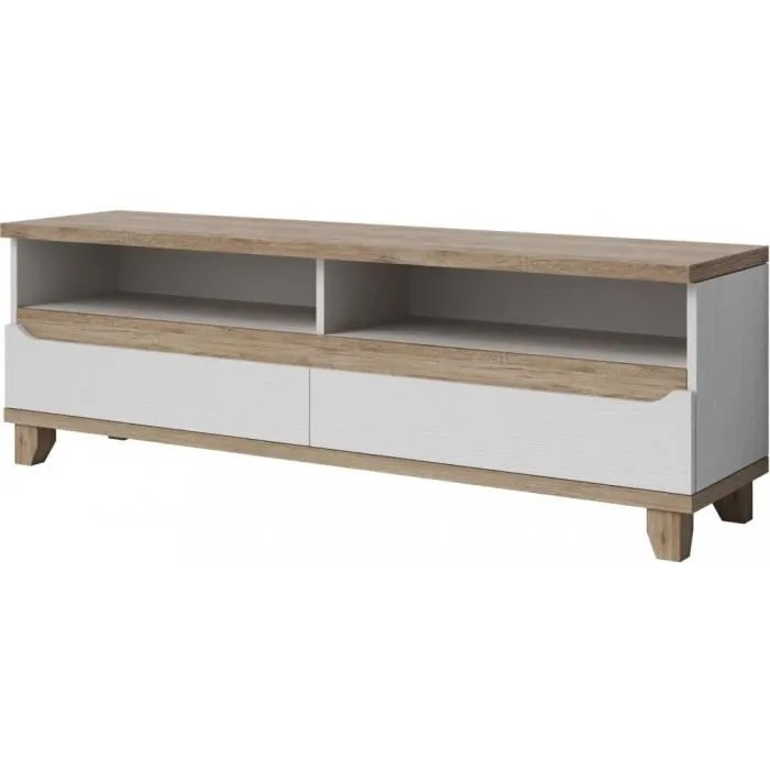meuble tv contemporain fiona 173 cm