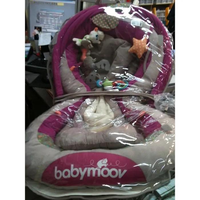 babymoov nid d eveil bebe taupe