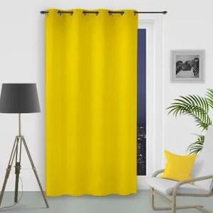 rideaux jaune achat vente rideaux