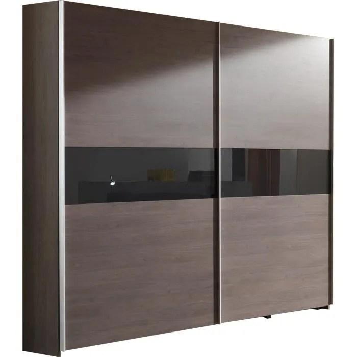 armoire 250 cm en bois avec porte