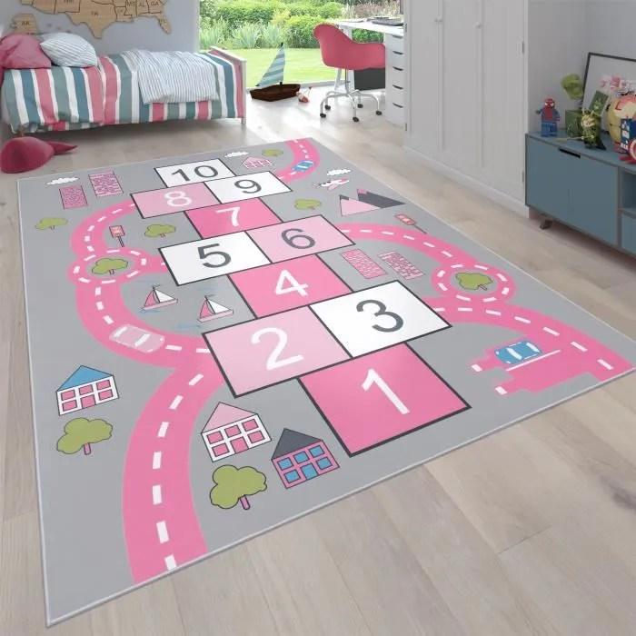 tapis pour enfant chambre d enfant tapis de jeu m