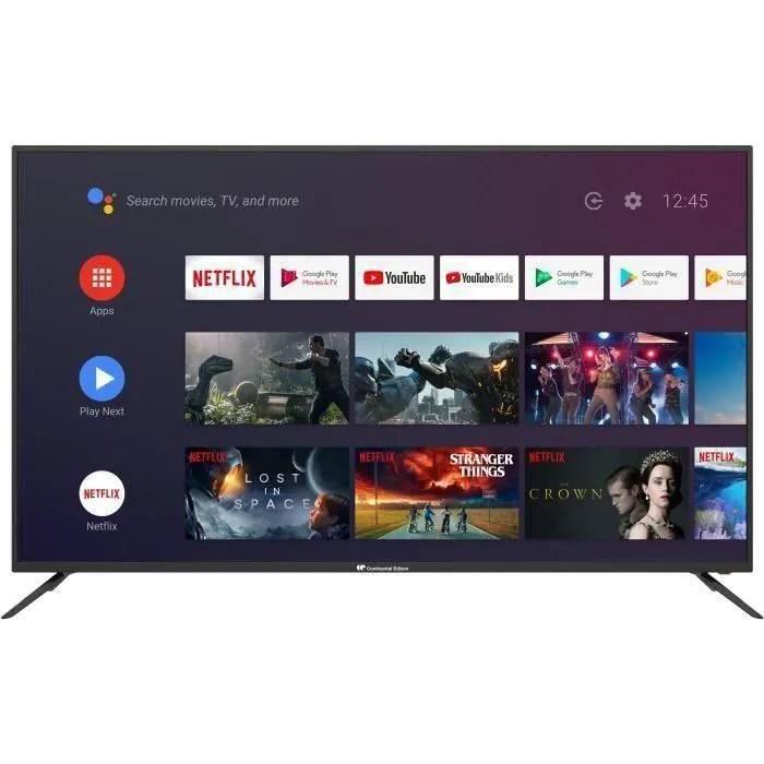 tv 140 cm led hd