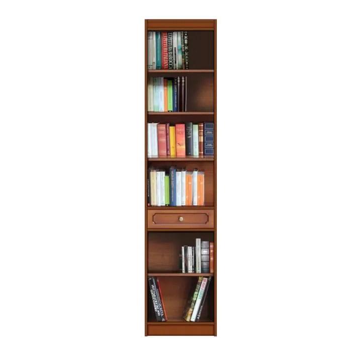 bibliotheque etroite petit espace
