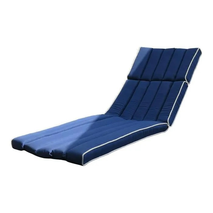 interbuild coussin chaise longue stockholm epaiss