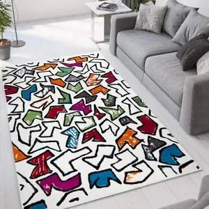 tapis pop art