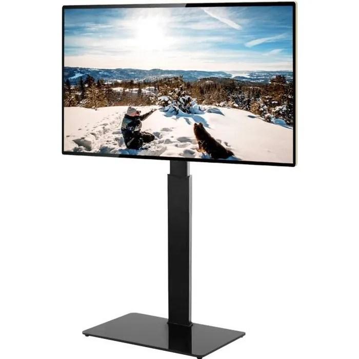 rfiver support tv sur pied meuble tv avec support