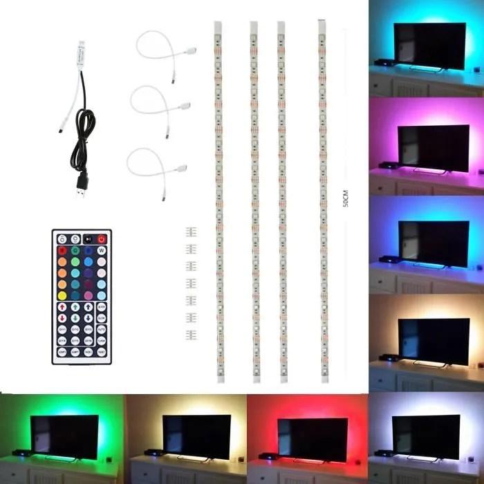 ruban led pour meuble tv