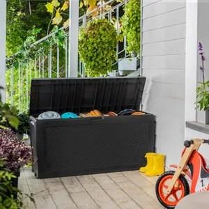 coffre de jardin etanche resistant