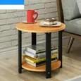 table basse bois maison du monde