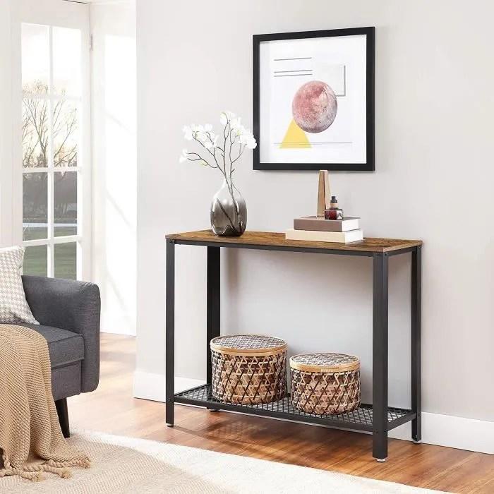 meuble console pour entree