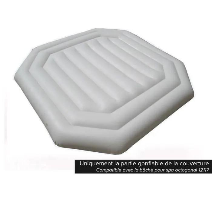 spa gonflable intex octogonal 6 places
