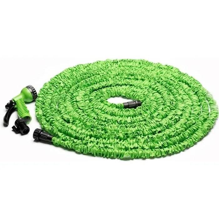 lucien le jardinier tuyau d arrosage extensible 30m