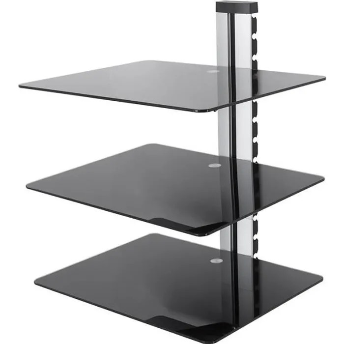 etagere support mural pour support tv 3