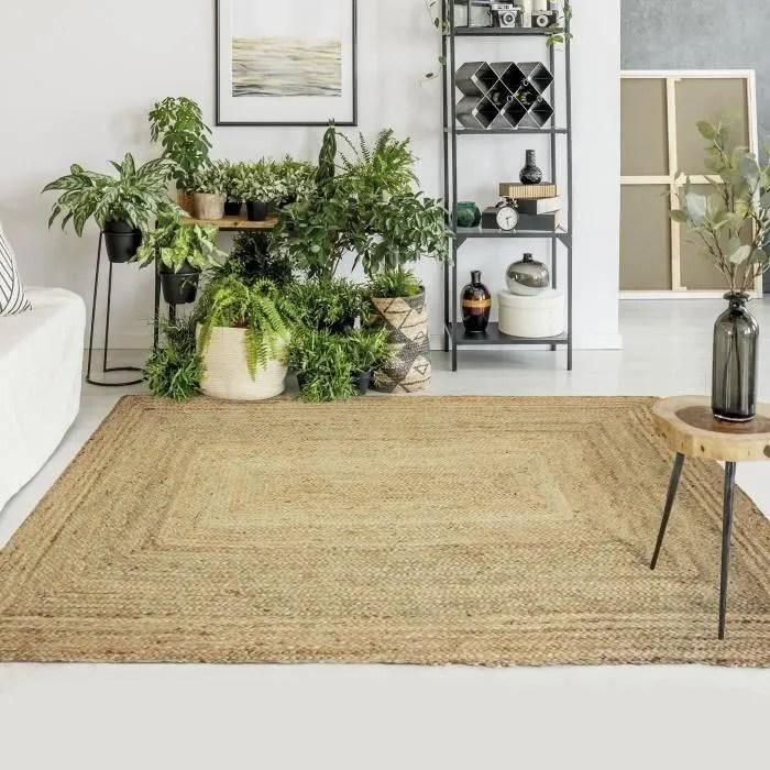 tapis naturel 200 x 300