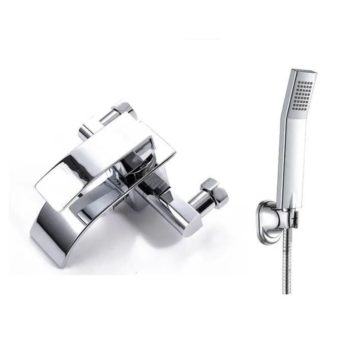 bilingda robinet de baignoire avec douchette clas