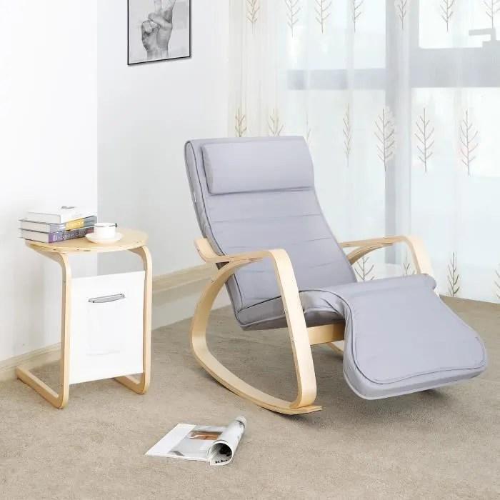 fauteuil a bascule rocking chair