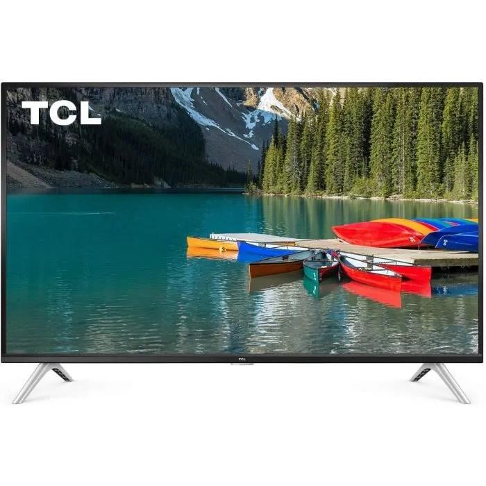 tuners tnt tv led 80 cm tcl 32dd420 televiseur l