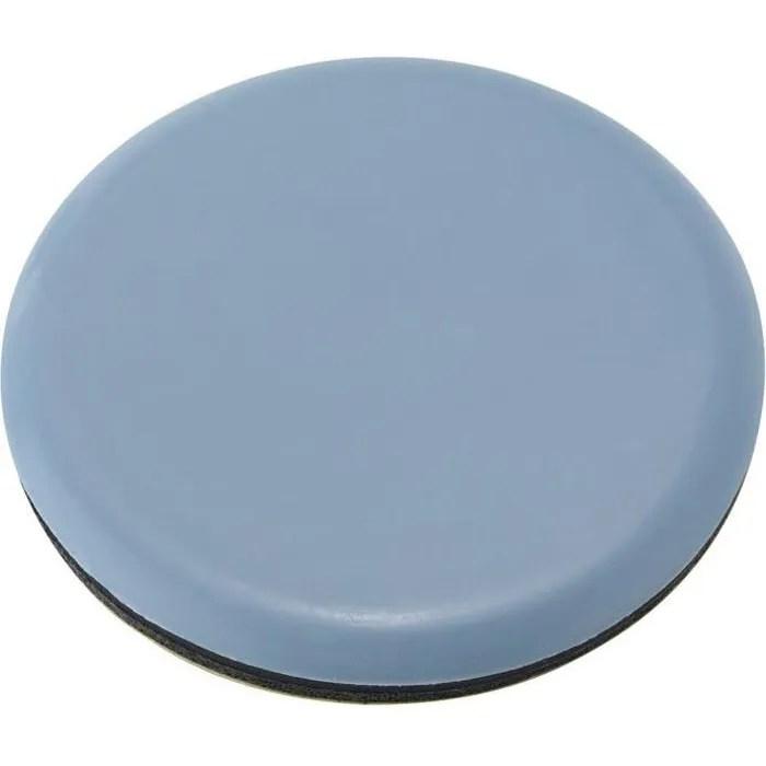 patin glisseur pour meuble d 50 mm lot de 4