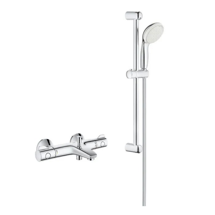 grohe robinet thermostatique bain grotherm 800 a