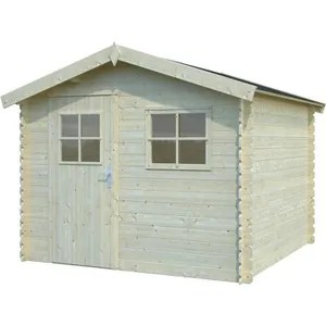 abri de jardin en bois 5 m2