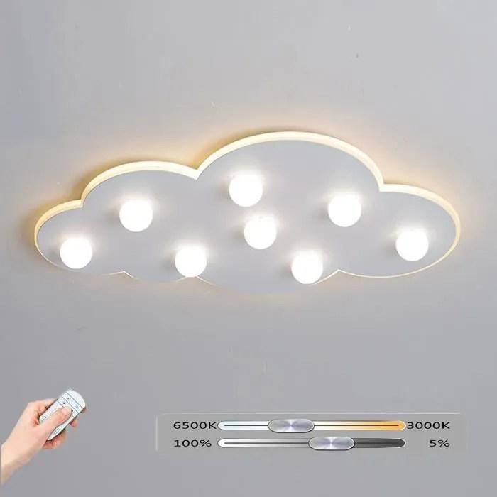led plafonnier luminaire chambre enfant eclairage