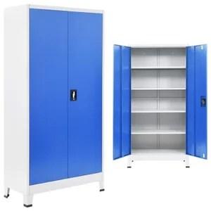 armoire de garage metallique bureau