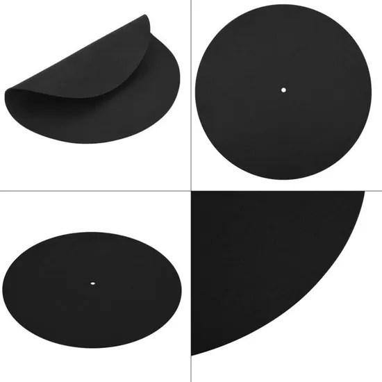 disque vinyle platine anti statique