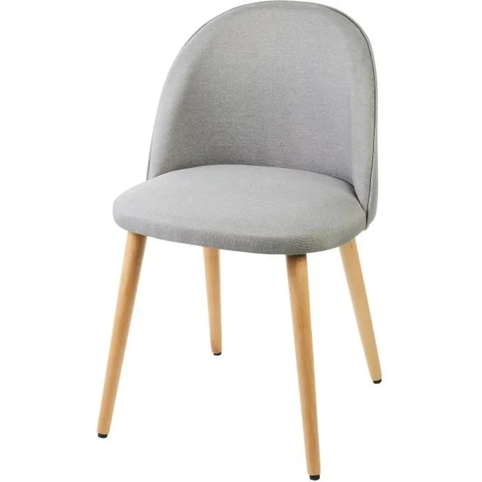 chaise scandinave chambre