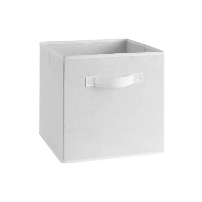 compo tiroir de rangement tissu