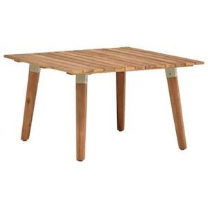 table basse en bois jardin