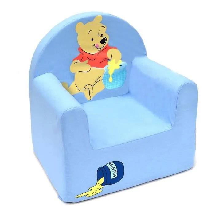 winnie l ourson fauteuil club room