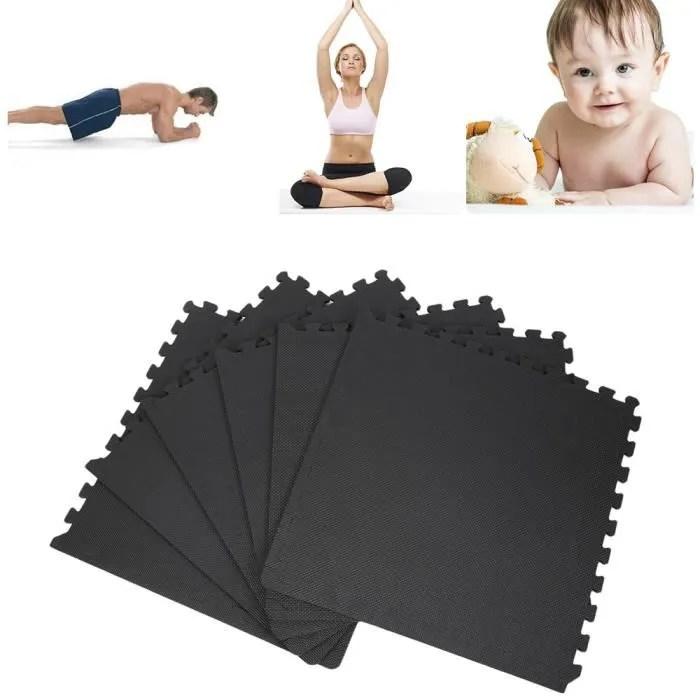 eva puzzle tapis mousse tapis de yoga 63cm 63c