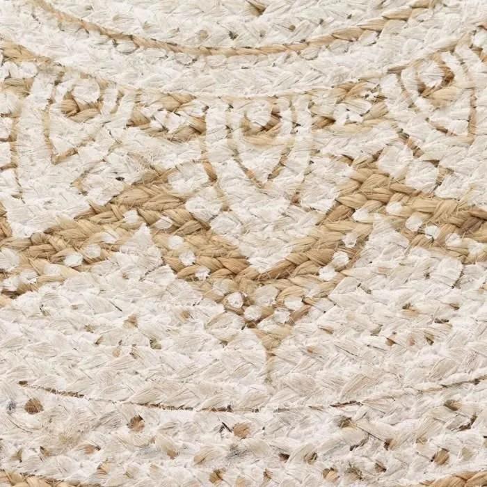 petits tapis vidaxl tapis jute tresse