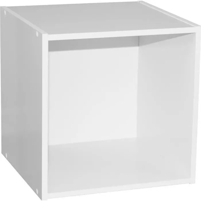 meuble cube laque
